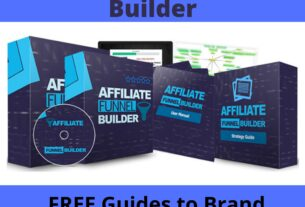 Affiliate Funnel Builder