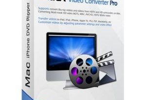 MacX Video Converter Pro 6.5.2 Crack With License Code Download